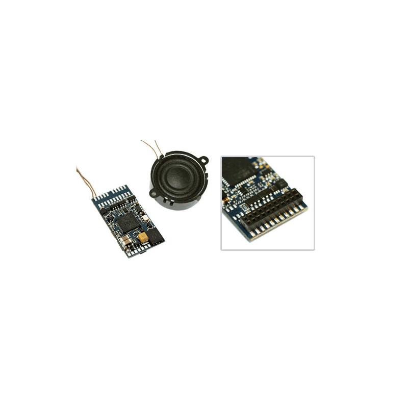 LokSound V4.0 DCC decodeur - 21MTC (NEM 660)