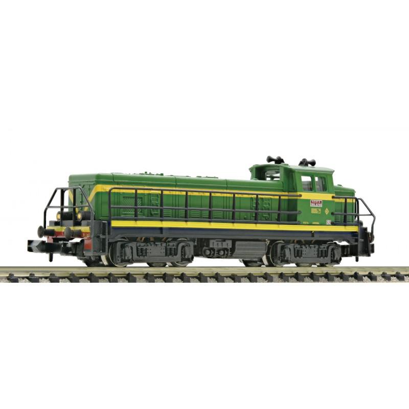 Locomotive diesel de la série 10700 RENFE