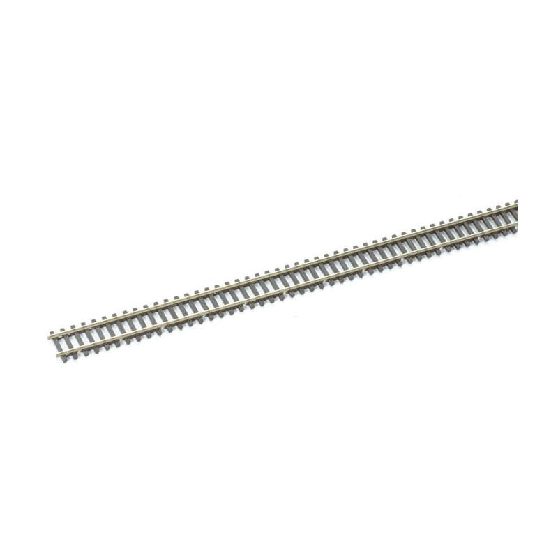 Rail flexible - N - code 55 - traverses bois - sans ballast - Voie Streamline