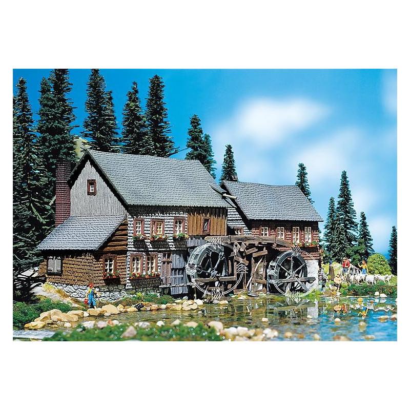 Moulin de la Forêt Noire Hexenloch