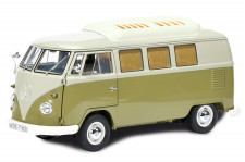 Volkswagen T1 camping car - olive