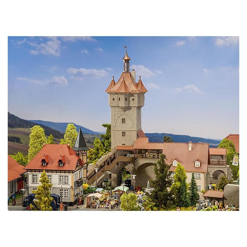 Porte des Épées de Rothenburg sur le Tauber