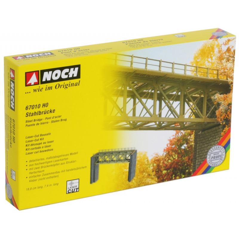 Pont métallique - H0