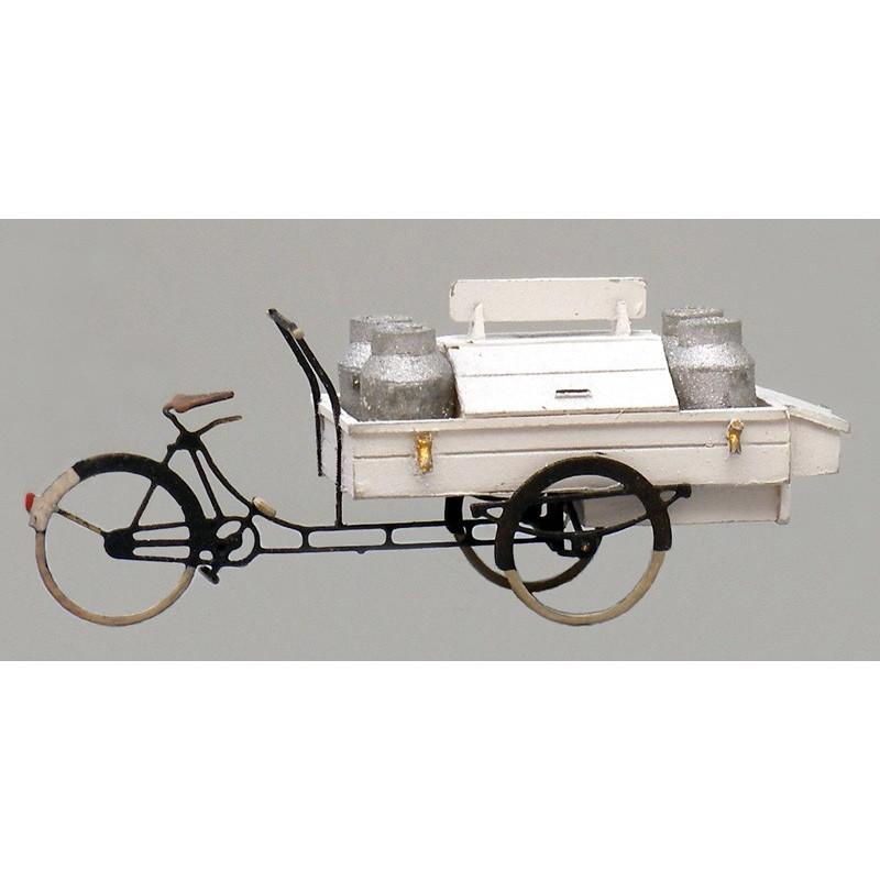 Tricycle du laitier - H0