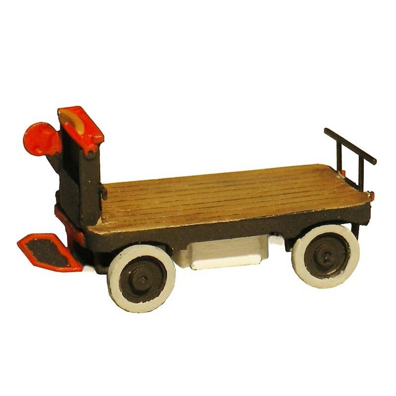 Chariot à bagages électique - H0