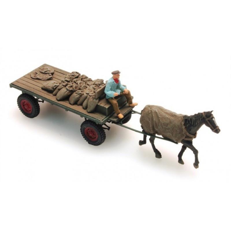 Transport de charbon - H0